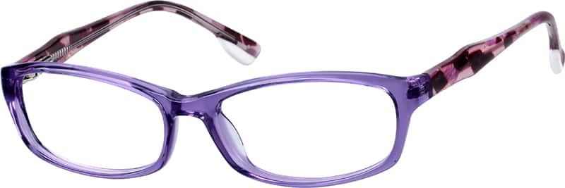 Women Full Rim Acetate/Plastic Eyeglasses #180217