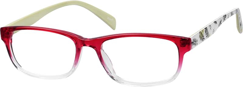 Women Full Rim Acetate/Plastic Eyeglasses #180318