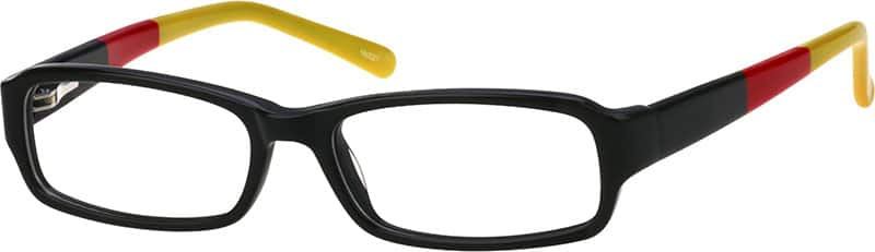 Boy Full Rim Acetate/Plastic Eyeglasses #180521