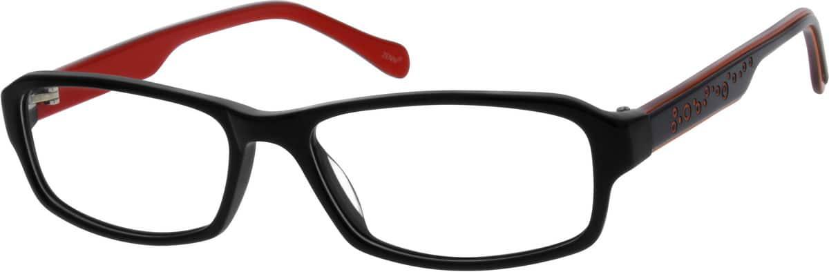 WomenFull RimAcetate/PlasticEyeglasses #180617