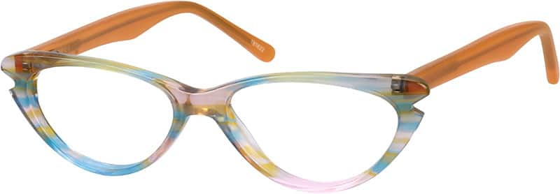 Girls' Cat-Eye Eyeglasses