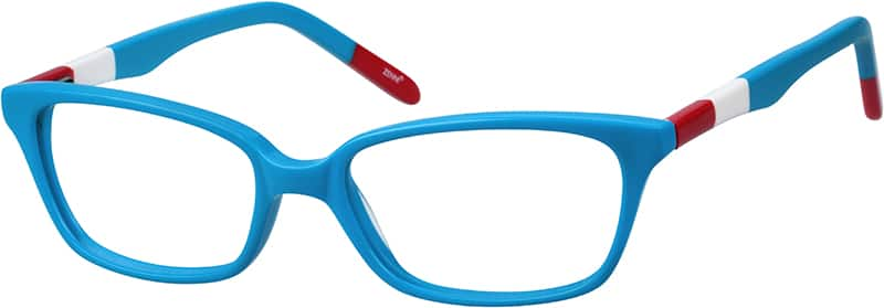 Women Full Rim Acetate/Plastic Eyeglasses #182216
