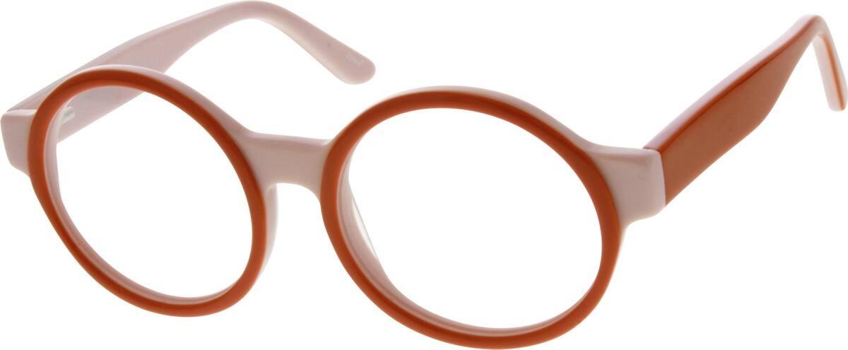 KidsFull RimAcetate/PlasticEyeglasses #182822
