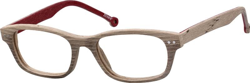 UnisexFull RimAcetate/PlasticEyeglasses #183121