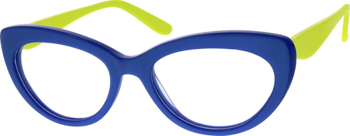 WomenFull RimAcetate/PlasticEyeglasses #183222