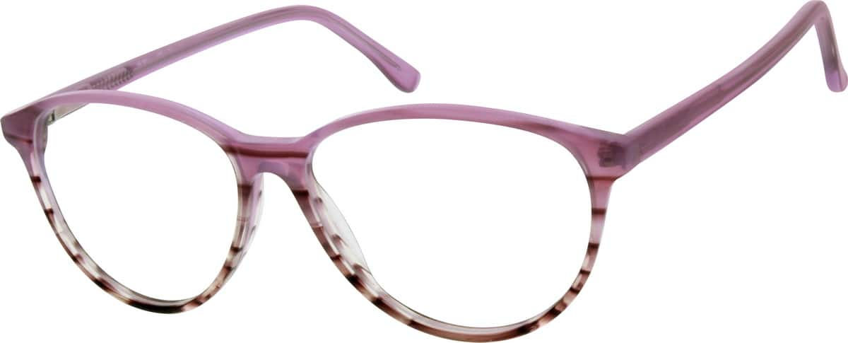 Women Full Rim Acetate/Plastic Eyeglasses #183522