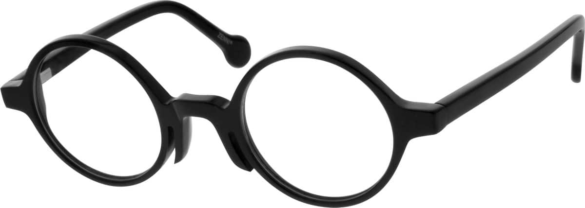 Men Full Rim Acetate/Plastic Eyeglasses #184025