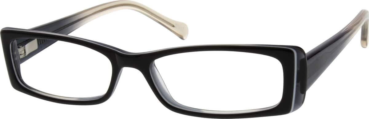 MenFull RimAcetate/PlasticEyeglasses #184321