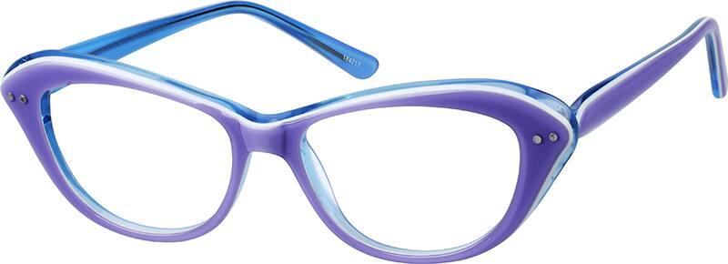 WomenFull RimAcetate/PlasticEyeglasses #184718