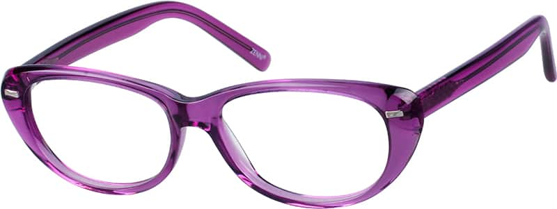 Women Full Rim Acetate/Plastic Eyeglasses #184816