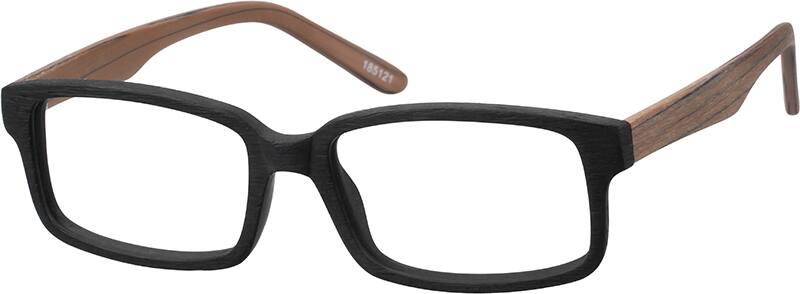 UnisexFull RimAcetate/PlasticEyeglasses #185121