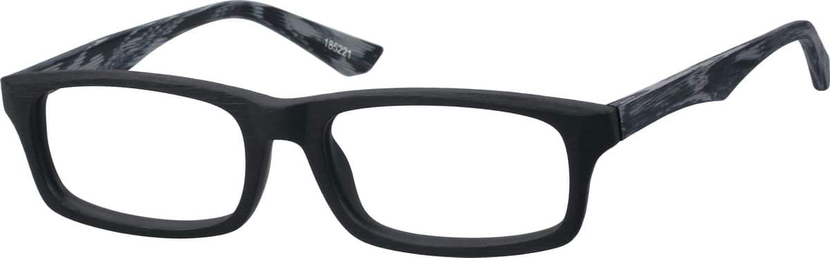 Men Full Rim Acetate/Plastic Eyeglasses #185221