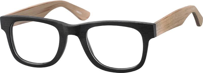 UnisexFull RimAcetate/PlasticEyeglasses #185321