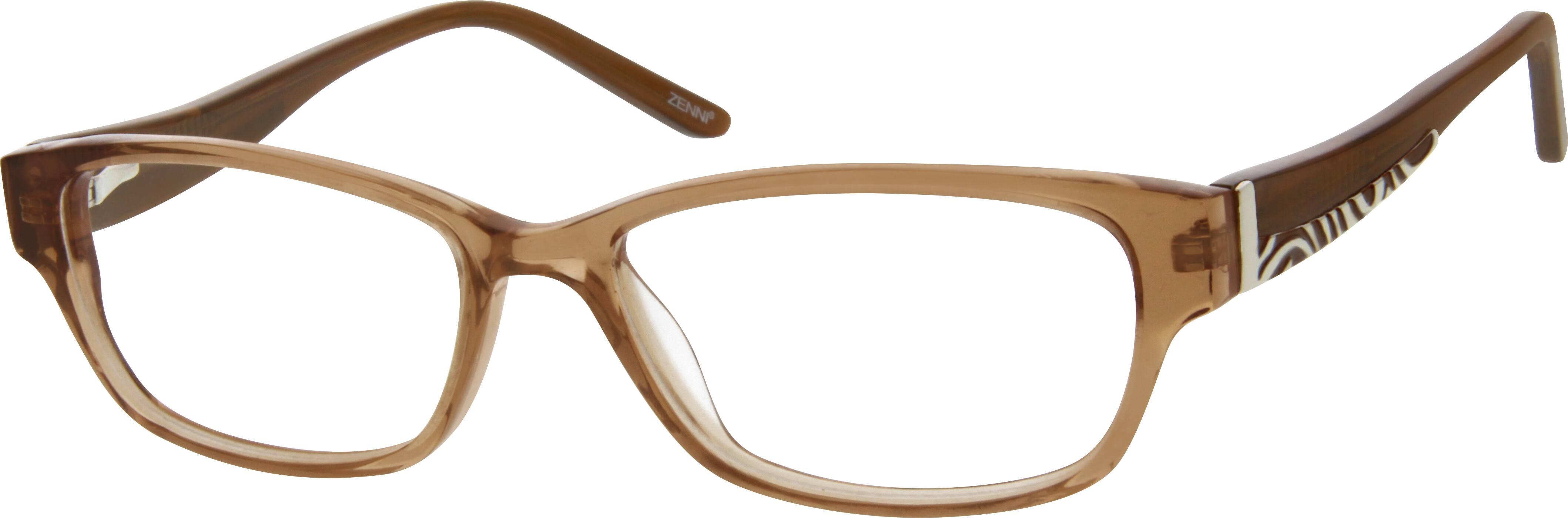 WomenFull RimAcetate/PlasticEyeglasses #185417