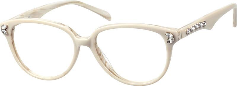 WomenFull RimAcetate/PlasticEyeglasses #185533