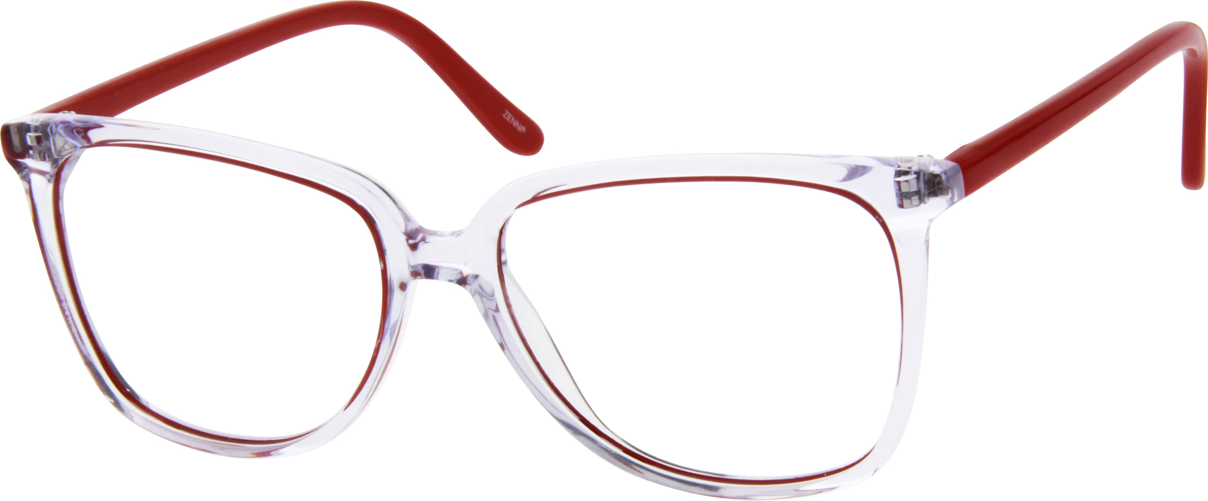 Women Full Rim Acetate/Plastic Eyeglasses #185623