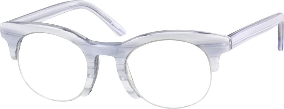 WomenHalf RimAcetate/PlasticEyeglasses #188016