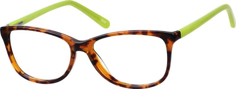 Women's Stylish Oval Eyeglasses