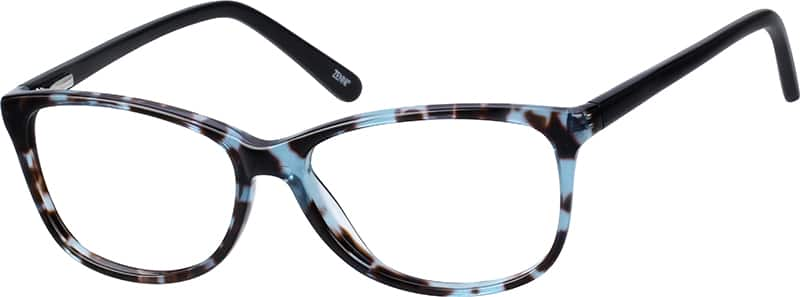 1882 Acetate Full-rim Frame With Spring Hinges