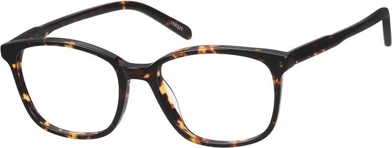 UnisexFull RimAcetate/PlasticEyeglasses #188321