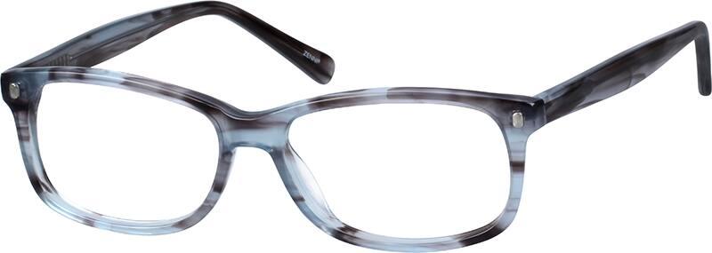 WomenFull RimAcetate/PlasticEyeglasses #188412