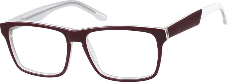 Women's Contemporary Wayfarer Eyeglasses