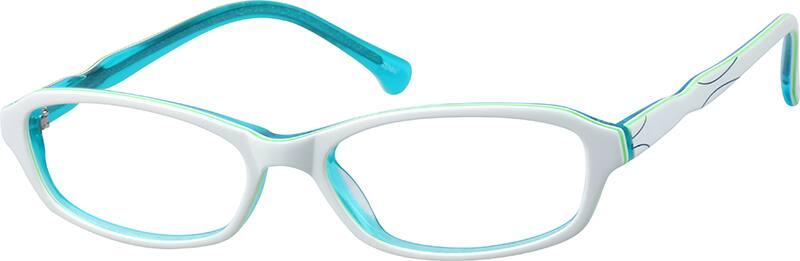 WomenFull RimAcetate/PlasticEyeglasses #189324