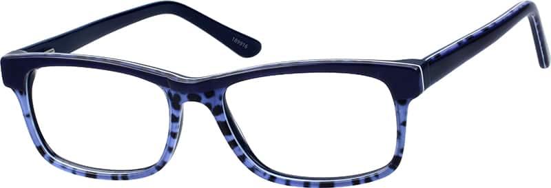 WomenFull RimAcetate/PlasticEyeglasses #189916