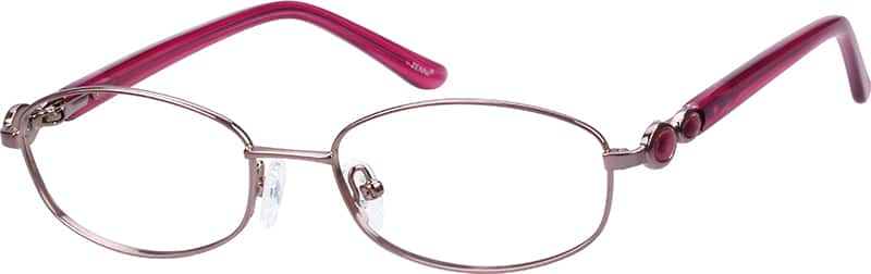 womens-fullrim-mixed-materials-oval-eyeglass-frames-190719
