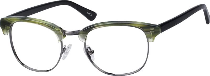 Stinson Browline Eyeglasses