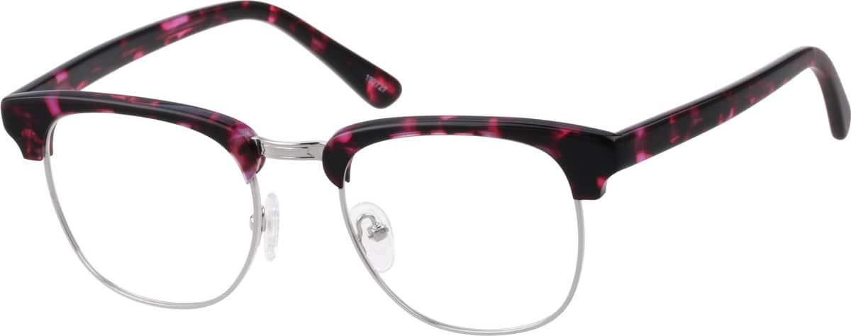 Browline Glasses Zenni Optical : Purple Stinson Browline Eyeglasses #1927 Zenni Optical ...