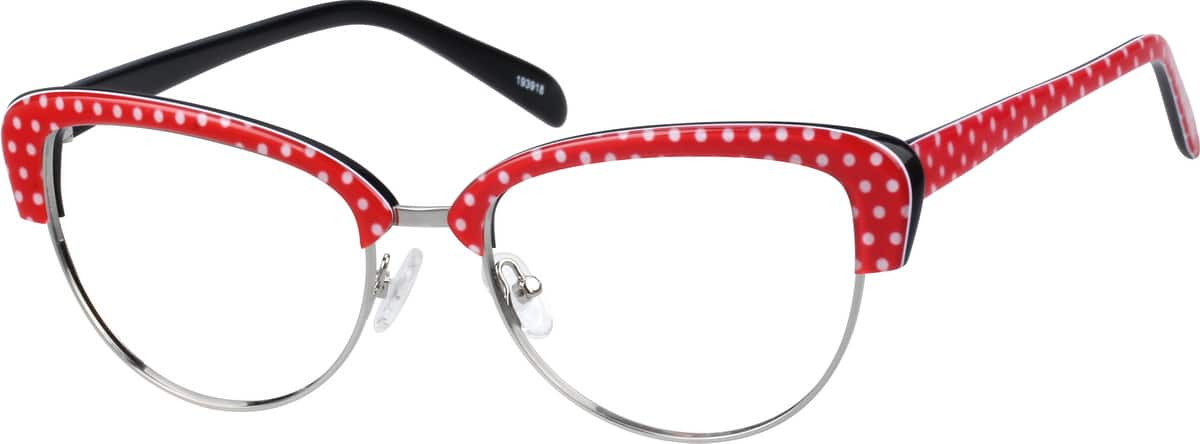 womens-fullrim-mixed-materials-cat-eye-eyeglass-frames-193918
