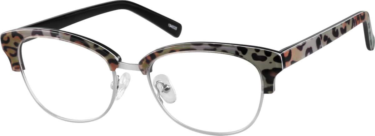 Browline Glasses Zenni Optical : Tortoiseshell Browline Eyeglasses #1940 Zenni Optical ...