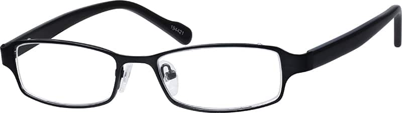 Kids' Rectangular Eyeglasses