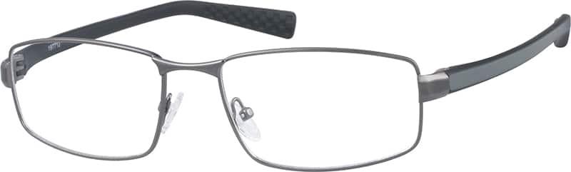 MenFull RimMixed MaterialsEyeglasses #197712