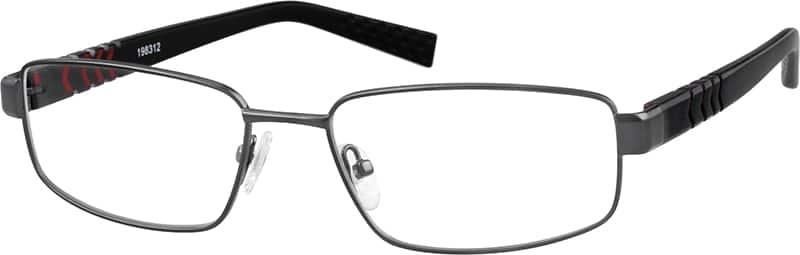 MenFull RimMixed MaterialsEyeglasses #198316