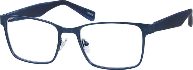 UnisexFull RimMixed MaterialsEyeglasses #198512