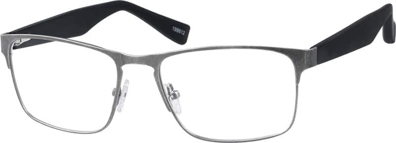 MenFull RimMixed MaterialsEyeglasses #198615