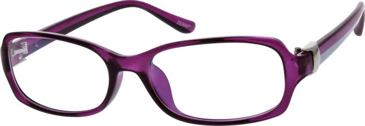 Women Full Rim Acetate/Plastic Eyeglasses #200317