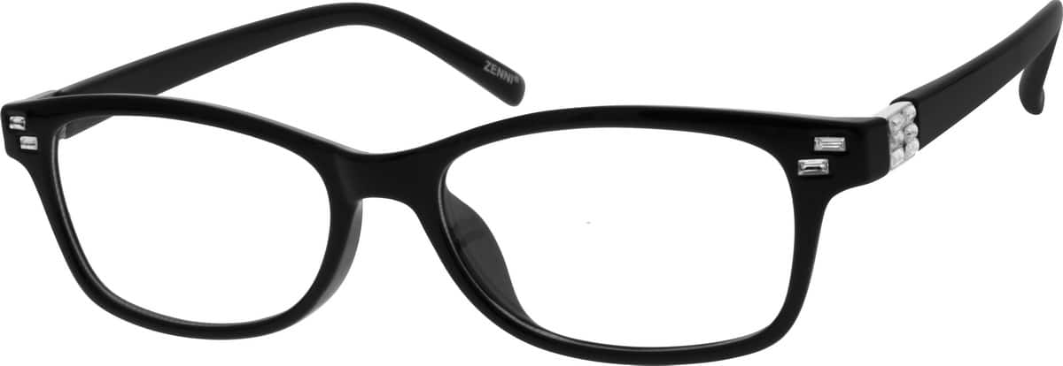 Women Full Rim Acetate/Plastic Eyeglasses #200817