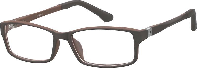 KidsFull RimAcetate/PlasticEyeglasses #2010215