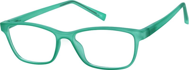 GirlFull RimAcetate/PlasticEyeglasses #2011324