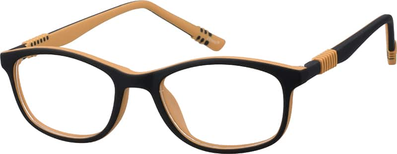 Boys' Oval Eyeglasses
