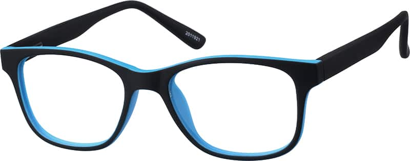 boys square eyeglasses