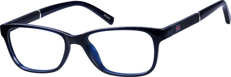 UnisexFull RimAcetate/PlasticEyeglasses #2012212