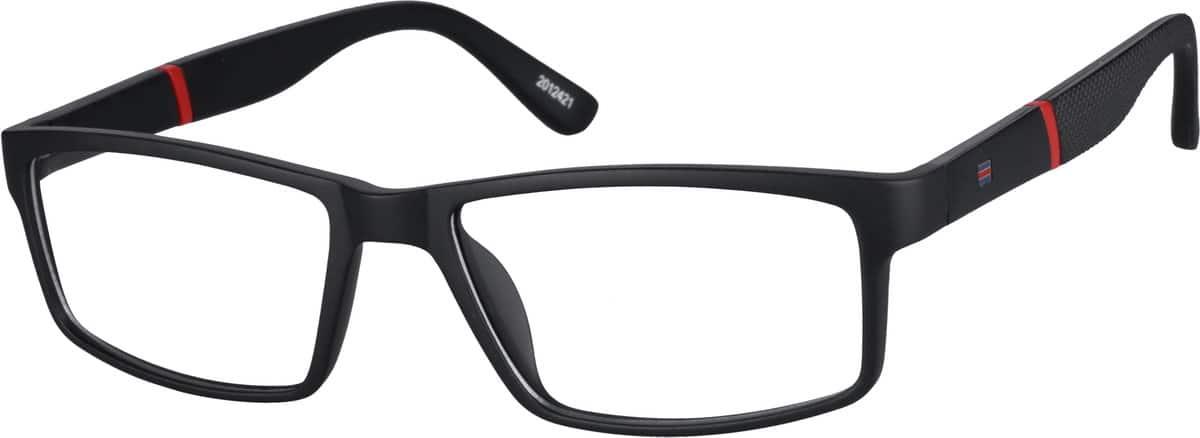 MenFull RimAcetate/PlasticEyeglasses #2012421