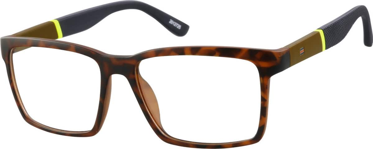 Square Active Eyeglasses