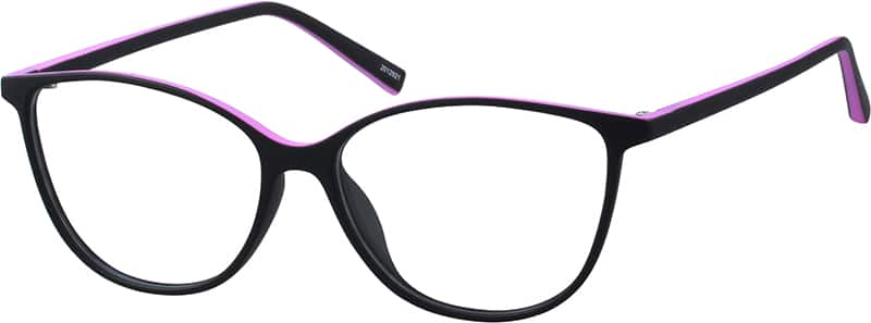 Women Full Rim Acetate/Plastic Eyeglasses #2012921