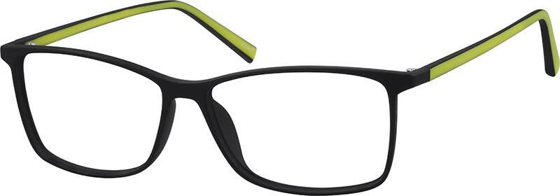 UnisexFull RimAcetate/PlasticEyeglasses #2013017