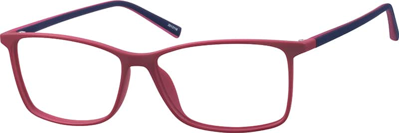 Two-Tone Wayfarer Eyeglasses